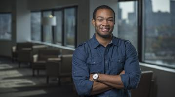 Chazz Sims, Founder, Wise Systems